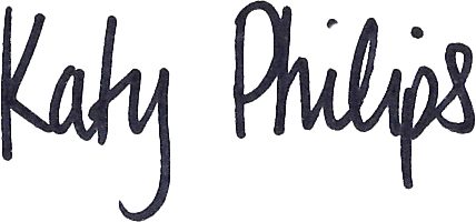 Katy Philips signature